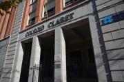 Entrada principal Colegio Claret Segovia